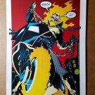 Ghost Rider Marvel Comics Mini Poster by Greg Capullo
