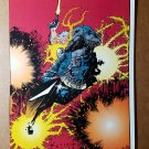 Ghost Rider Marvel Comics Mini Poster by Sam Keith