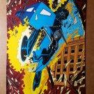 Ghost Rider Marvel Comics Mini Poster Javier Saltares