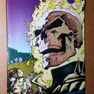 Ghost Rider smoking Marvel Comics Mini Poster by Matk Texeira