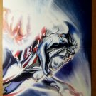 Silver Surfer Marvel Comics Poster by Gabriele Dell'Otto