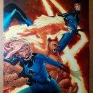 Fantastic Four Marvel Comic Poster by Steve McNiven