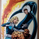 Fantastic Four Marvel Comics Poster by John Byrne