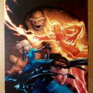 Fantastic Four Marvel Comics Poster by Steve McNiven