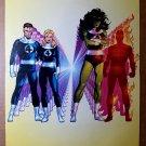 Fantastic Four She-Hulk Marvel Comics Poster by John Byrne
