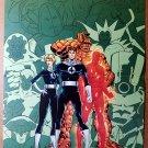 Fantastic Four Marvel Comics Poster by Walter Simonson