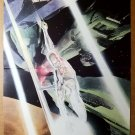 Silver Surfer Requiem Marvel Comics Poster by Esad Ribic