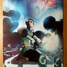 Journey into Mystery 626 Thor Loki Marvel Comics Poster by Stephanie Hans