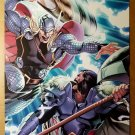 Fear Itself 4 Thor Marvel Comics Poster by Stuart Immonen