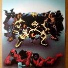 Fear Itself Deadpool Marvel Comics Poster by Ryan Stegman