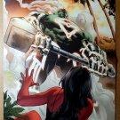 Fear Itself Marvel Comics Poster by Stuart Immonen