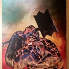 New Avengers 14 The Thing Marvel Comics Poster Mike Deodato Jr