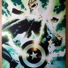 Fear Itself 3 Variant Captain America Marvel Comics Poster by Stuart Immonen