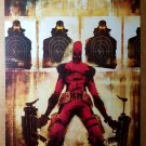 Deadpool Marvel Comics Poster by Skottie Young