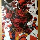 Deadpool Suicide Kings Marvel Comics Poster by Mike McKone