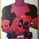 X-Men Deadpool Marvel Comics Poster by Jason Pearson