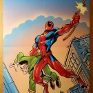 Deadpool Amazing Fantasy 15 Homage Marvel Comics Poster by Pete Woods