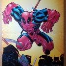 Deadpool X-Men Marvel Comics Poster by Ed McGuinness