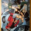 Deadpool Marvel Comics Poster by J H Williams
