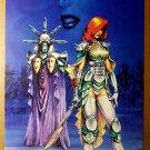 Dawn Bring me the Head of Brian Clapp Sirius Comics Poster by Joseph Michael Linsner