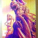 Dawn Everybody Dies Sirius Comics Poster by Joseph Michael Linsner