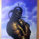 Dawn Three Tiers 6 Sirius Comics Poster by Joseph Michael Linsner