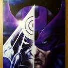 Avengers Hawkeye Bullseye Marvel Comics Poster by Langley