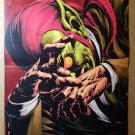 Dark Avengers Green Goblin Spider-Man Marvel Comics Poster by Mike Deodato