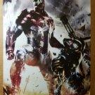Iron Man American Flag Patriot Marvel Comics Poster by Adi Granov