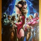 Ms Marvel Dark Avengers Marvel Comics Poster by Sana Takeda
