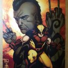Daken Wolverine Marvel Comics Poster by Khoi Pham