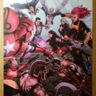 Dark Avengers Vs X-Men Colossus Pixie Psylocke Marvel Poster by Steve McNiven