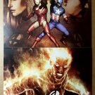 Fantastic Four 538 Marvel Comics Poster by Adi Granov