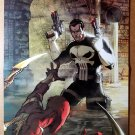 Punisher Civil War Marvel Comics Poster by Michael Turner