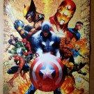 Daredevil Fantastic 4 She-Hulk Spider-Man Marvel Poster by Michael Turner