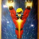 Civil War Captail Marvel The Return Marvel Comics Poster by Ed McGuinness