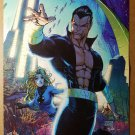 Namor Sub Mariner Invicible Woman Marvel Comics Poster by Michael Turner