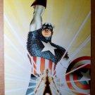 Captain America Reborn Marvel Comics Poster by John Cassaday