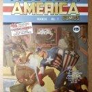 Captain America Bucky Punching Hitler Marvel Comics Poster by Joe Simon