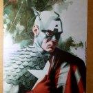 Captain America The Chosen Marvel Comics Poster by Mitch Breitweiser