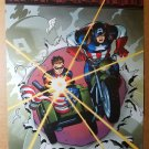 Captain America Bucky Marvel Comics Poster by Ed McGuinness