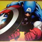 Captain America Reborn Marvel Comics Poster by Joe Quesada