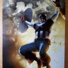 Captain America The Chosen Marvel Comics Poster by Travis Charest