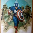 Captain America Theater of War Marvel Comics Poster by Phil Noto