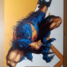 Beast Secret Avengers 1 X-Men Marvel Comics Poster by Mike Deodato