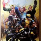Dr Strange Iron Fist Spider-Man Wolverine Cage Marvel Comics Poster by Jim Cheung