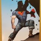 Superman Action Comics 1 Variant DC Comics Poster by Rags Morales