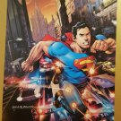 Superman Action Comics 1 DC Comics Poster by Rags Morales Brad Anderson