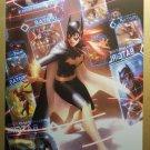 Batgirl 32 DC Comics Poster by Alex Garner