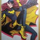 Batgirl 35 Variant DC Comics Poster by Babs Tarr